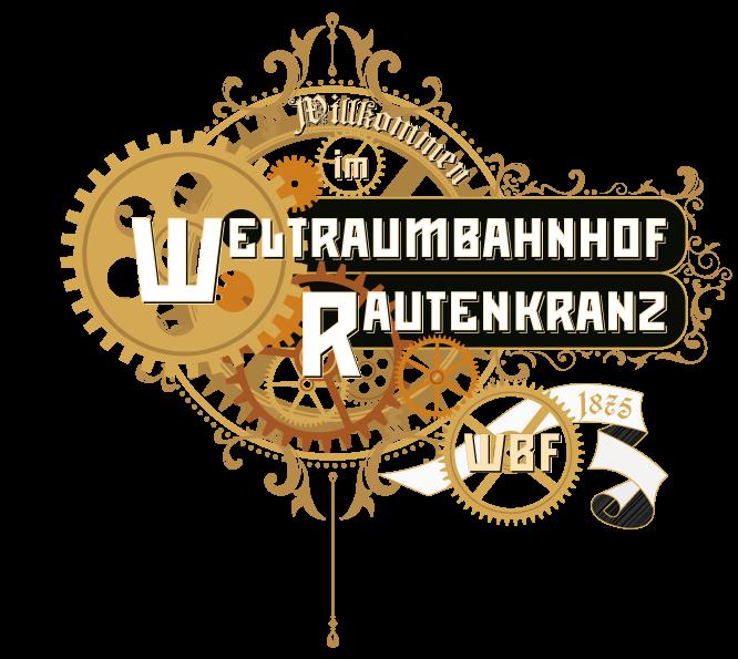 Steampunk - Weltraumbahnhof Rautenkranz - WBF 1875